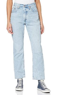 Mejores Pantalones Levi S 501 Originales De Mujer 2020