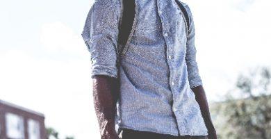 camisa tejana hombre