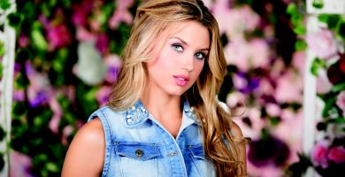 chalecos jeans mujer